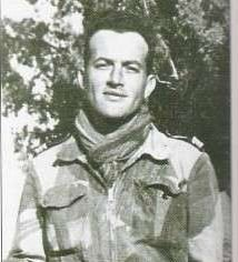 Le capitaine Jean Graziani  dans Soldats d'Elite graziani