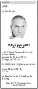 M. René-Louis Molin