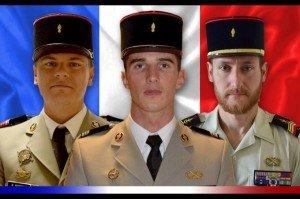 soldats morts opération harpie